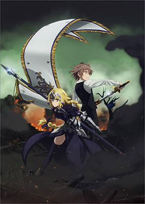 Fate/Apocrypha 2018年カレンダー[キャラアニ]【送料無料】《在庫切れ》