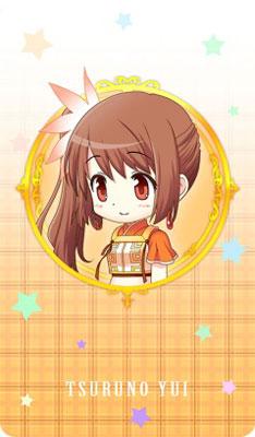 マギアレコード 魔法少女まどか☆マギカ外伝 モバイルバッテリーD/由比鶴乃[ムービック]《在庫切れ》