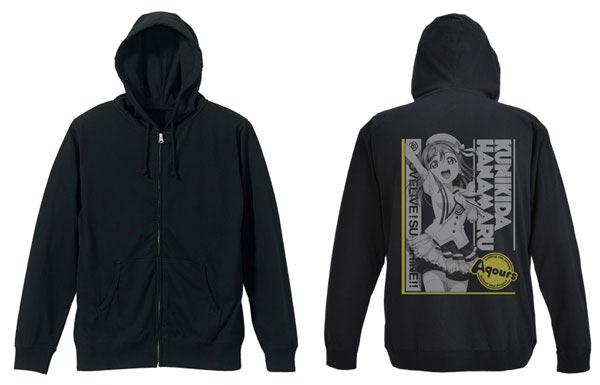 ラブライブ!サンシャイン!! 国木田花丸ライトパーカー/BLACK-XL(再販)[コスパ]《03月予約》