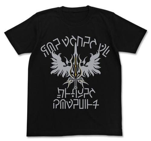 ナイツ&マジック 銀鳳騎士団Tシャツ/BLACK-M(再販)[コスパ]《09月予約》