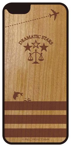 アイドルマスター SideM iPhoneウッドケース DRAMATIC STARS iPhone6/6s[amie]《取り寄せ※暫定》