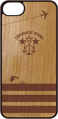 アイドルマスター SideM iPhoneウッドケース DRAMATIC STARS iPhone7/8用[amie]《取り寄せ※暫定》