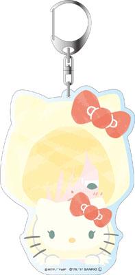 ユーリ!!! on ICE × サンリオキャラクターズ デカキーホルダー ユーリ・プリセツキー A[コンテンツシード]《在庫切れ》