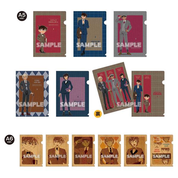 名探偵コナン ちびっとクリアファイルコレクション 6個入りBOX[ブシロードクリエイティブ]《在庫切れ》