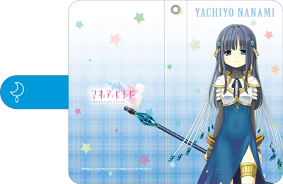 マギアレコード 魔法少女まどか☆マギカ外伝 手帳型スマートフォンケース B 七海やちよ[ムービック]《在庫切れ》