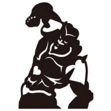 TVアニメ「ジョジョの奇妙な冒険」ウォールステッカー (1) クレイジー・ダイヤモンド[ディ・モールト ベネ]《在庫切れ》