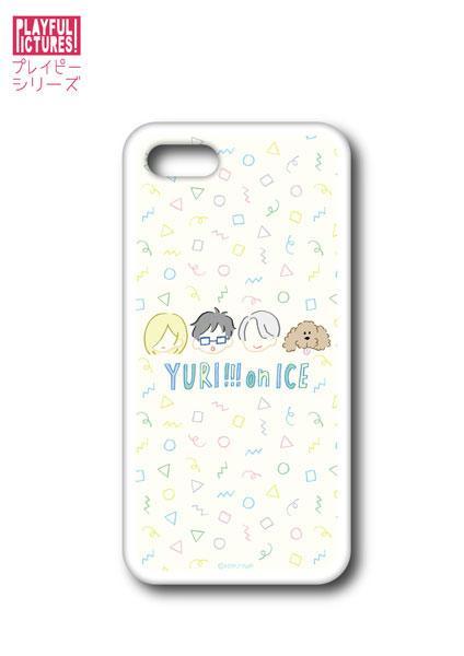 「ユーリ!!! on ICE」スマホハードケース P-D(iPhone6Plus/6sPlus/7Plus)[プレイフルマインドカンパニー]《在庫切れ》