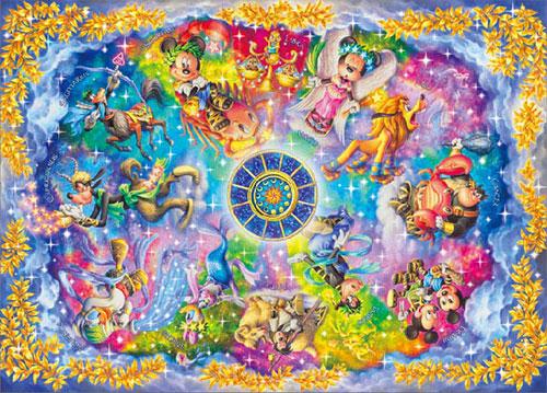 ジグソーパズル ディズニー 美しき神秘の星座たち 2000ピース(D-2000-621)[テンヨー]《取り寄せ※暫定》