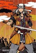 プリズムアートプチ ジグソーパズル 刀剣乱舞-ONLINE- 山伏国広(芒) 70ピース (97-161)[やのまん]【送料無料】《在庫切れ》