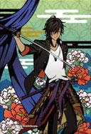 プリズムアートプチ ジグソーパズル 刀剣乱舞-ONLINE- 大倶利伽羅(牡丹に青短) 70ピース (97-160)[やのまん]《在庫切れ》