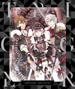 CD TRIGGER / アプリゲーム『アイドリッシュセブン』TRIGGER 1st ALBUM「REGALITY」 豪華盤[ランティス]《在庫切れ》