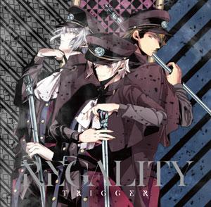 CD TRIGGER / アプリゲーム『アイドリッシュセブン』TRIGGER 1st ALBUM「REGALITY」 通常盤[ランティス]《在庫切れ》