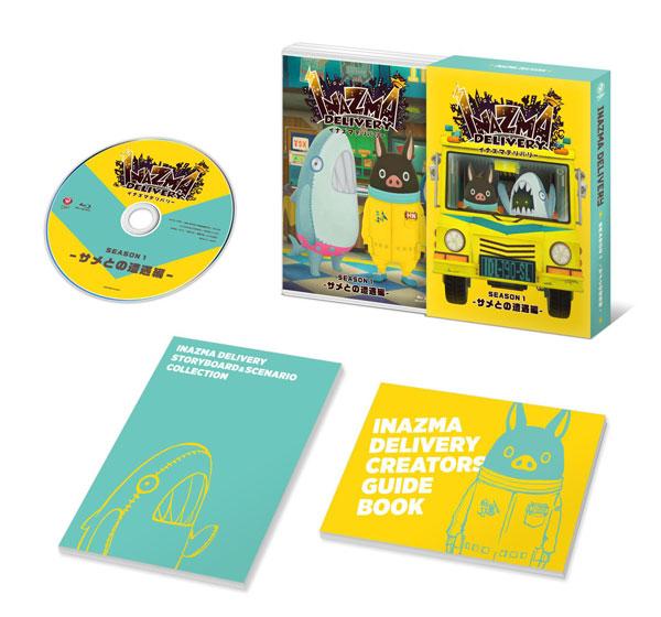 BD イナズマデリバリー クリエイターズエディション vol.1 限定版(Blu-ray Disc)[KADOKAWA]《取り寄せ※暫定》