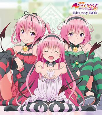 BD To LOVEる-とらぶる-ダークネス2nd Blu-ray BOX 通常版[NBC]《在庫切れ》