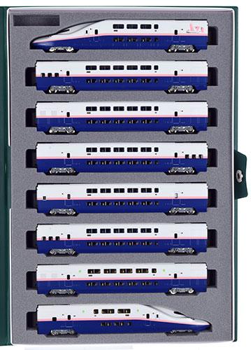10-1427 E4系新幹線 Maxとき 8両セット(再販)[KATO]《在庫切れ》