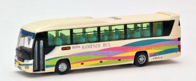 ザ・バスコレクション バスコレで行こう3 亀の井バス ゆふいん号[トミーテック]《在庫切れ》