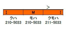 30686 完成品 JR211系5000番台(LL編成)基本3両編成セット(動力付き)(再販)[グリーンマックス]【送料無料】《10月予約》