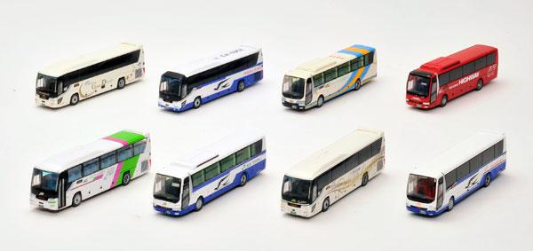 ザ・バスコレクション JRバス30周年記念8社セット[トミーテック]《在庫切れ》