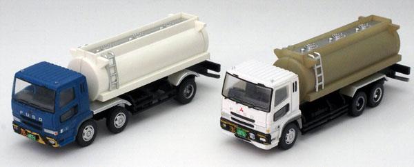 ザ・トラックコレクション 化成品ローリーセットB[トミーテック]《発売済・在庫品》