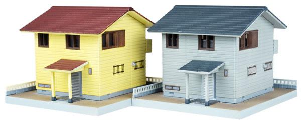建物コレクション 079-3 建売住宅C3[トミーテック]《取り寄せ※暫定》