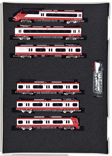 30679 完成品モデル 名鉄1200系(リニューアル車・A編成)6両編成セット(動力付き)(再販)[グリーンマックス]【送料無料】《12月予約》