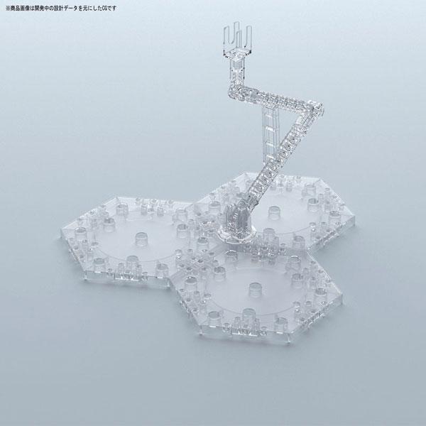 バンダイプラモデル アクションベース4 クリア[バンダイ]《発売済・在庫品》