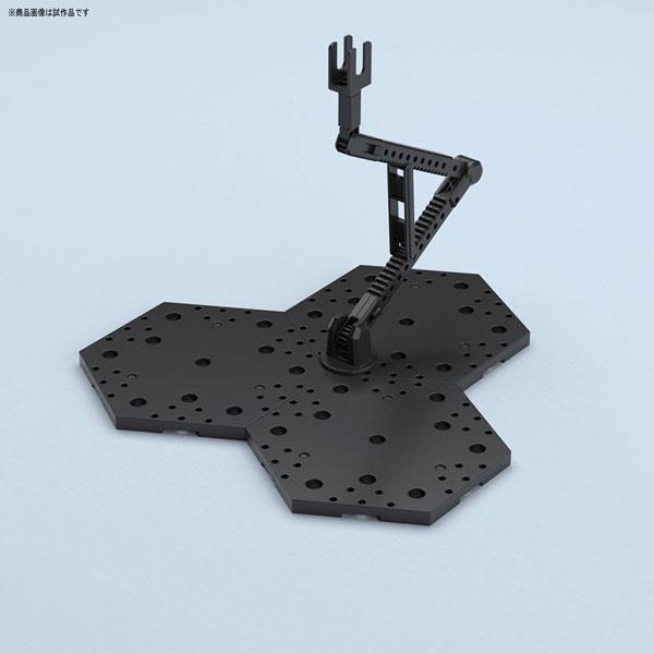 バンダイプラモデル アクションベース4 ブラック[バンダイ]《発売済・在庫品》