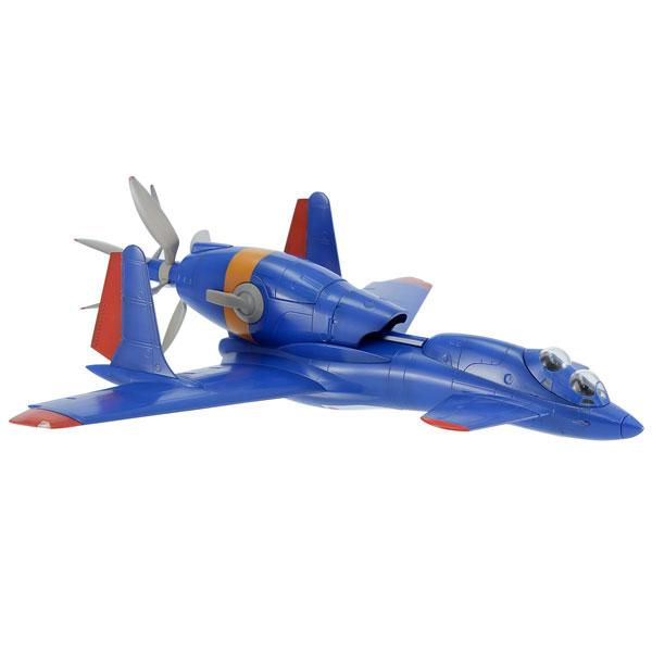 1/72 オネアミス王国 空軍戦闘機 第3スチラドゥ(複座型) プラモデル 『王立宇宙軍~オネアミスの翼~』より[プラム]《在庫切れ》