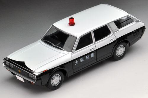 トミカリミテッドヴィンテージ ネオ LV-N164a クラウンバンパトカー大阪府警[トミーテック]《在庫切れ》