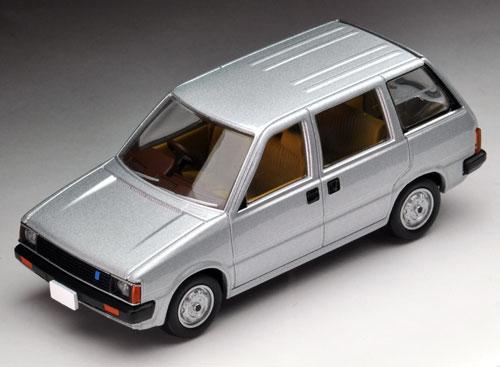 トミカリミテッドヴィンテージ ネオ LV-N160b プレーリーNV(銀)[トミーテック]《発売済・在庫品》