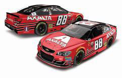 1/24 NASCAR Cup Series 2017 シボレー SS AXALTA #88 Dale Earnhardt Jr Chrome[Lionel Racing]《在庫切れ》