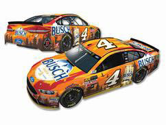 1/24 NASCAR Cup Series 2017 フォード フュージョン BUSCH OUTDOORS #4 Kevin Harvick Chrome[Lionel Racing]《在庫切れ》