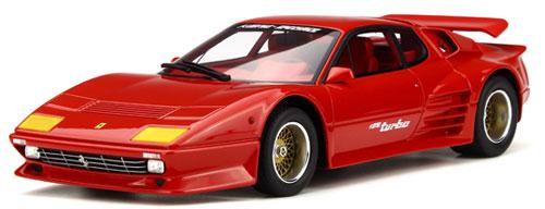 1/18 ケーニッヒ スペシャル 512 BBi ターボ(レッド)[GTスピリット]《在庫切れ》