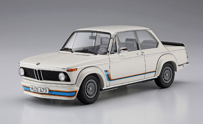 1/24 BMW 2002ターボ プラモデル[ハセガワ]《取り寄せ※暫定》