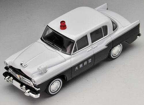 トミカリミテッドヴィンテージ LV-170a トヨタパトロール FS20型 (大阪府警)[トミーテック]《発売済・在庫品》