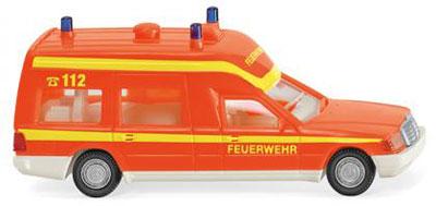 1/87 メルセデスベンツ ビンツ 救急車[WIKING]《在庫切れ》