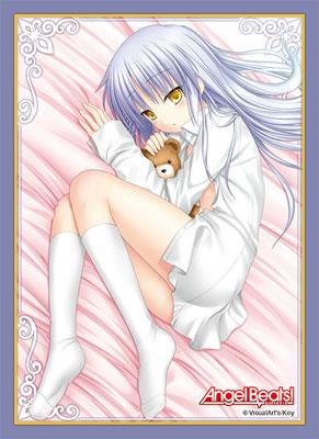 ブロッコリーキャラクタースリーブ Angel Beats!「天使」 パック[ブロッコリー]《在庫切れ》
