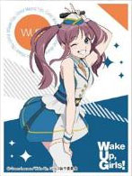 キャラクタースリーブ Wake Up, Girls!新章 岡本未夕(EN-540) パック[エンスカイ]《発売済・在庫品》
