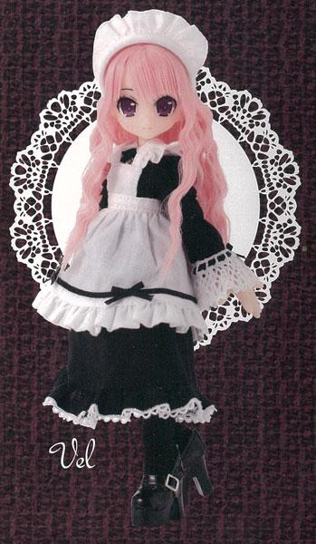 Lil'Fairy フォトノベル リルフェアリー発売記念モデル ヴェル 1/12 完成品ドール(誌上通販限定)