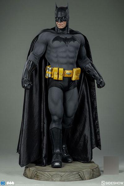 『DCコミックス』 レジェンダリー・スケール・フィギュア バットマン[サイドショウ]【同梱不可】【送料無料】《10月仮予約》