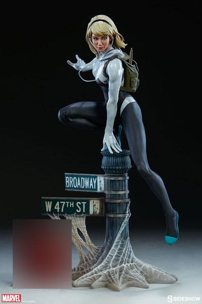 アーティスト・シリーズ 「スパイダーバース・コレクション」スパイダー・グウェン by マーク・ブルックス