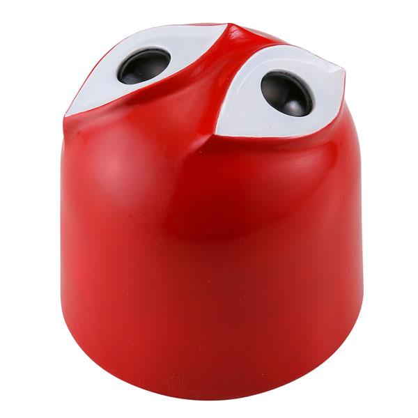 ソフビトイボックス 017A 坐ることを拒否する椅子 赤 ソフビフィギュア[海洋堂]《発売済・在庫品》