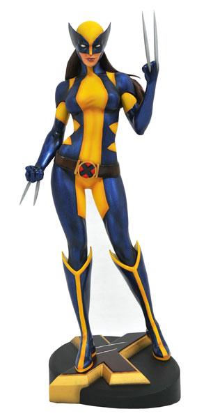 『マーベル・コミック』PVCスタチュー マーベル・ギャラリー X-23