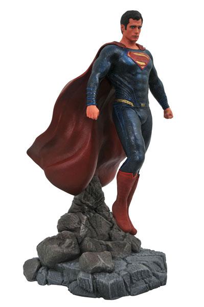 『ジャスティス・リーグ』PVCスタチュー DC ギャラリー スーパーマン