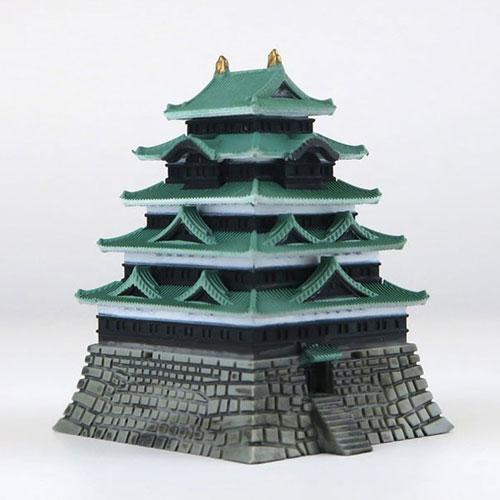 ジオクレイパー ランドマークユニット 江戸城(再販)[日本卓上開発]《発売済・在庫品》