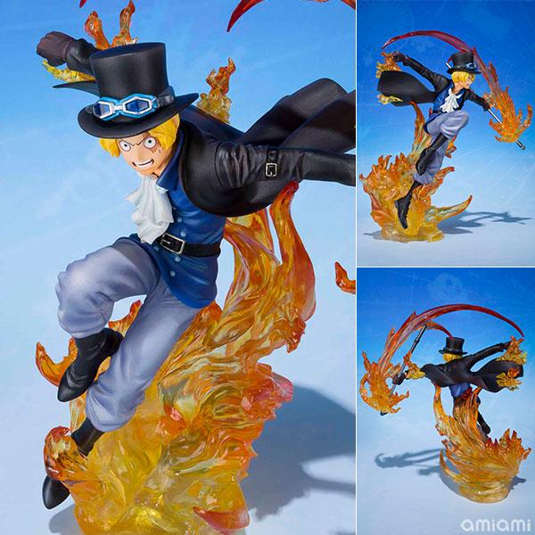 フィギュアーツZERO サボ -火拳- 『ワンピース』[バンダイ]《発売済・在庫品》