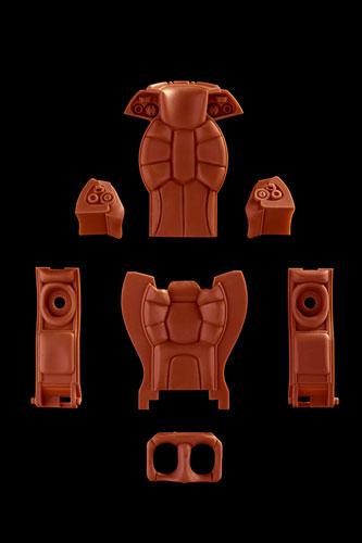 マシーネンクリーガー 1/20 S.A.F.S./ラプター内装パーツ 限定色版