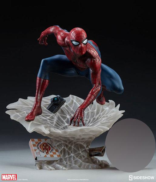 マーベルコミック アーティストシリーズ スパイダーバースコレクション スパイダーマン by マーク・ブルックス