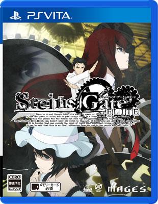 【特典】PS Vita STEINS;GATE ELITE 通常版[5pb.]《在庫切れ》