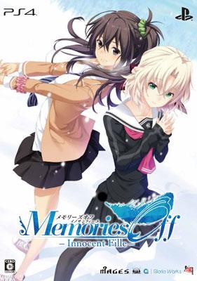 PS4 メモリーズオフ -Innocent Fille- 限定版[5pb.]《在庫切れ》